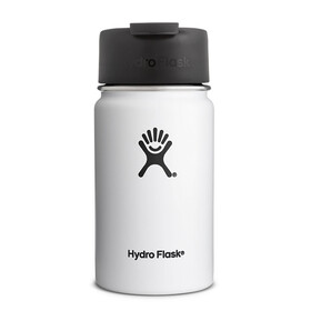 Hydro Flask Wide Mouth Coffe Bottle 354ml White
